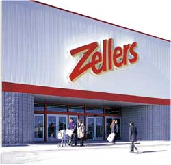 Zellers: completely devoid of dignity since '84