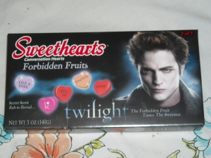 now you can eat your feelings..twilight style!