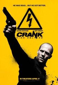 Jason Statham is Jason Statham as Jason Statham in Crank