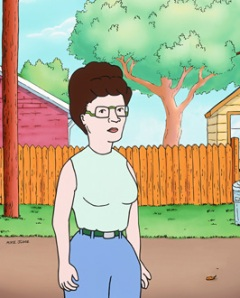 the wolfman is the peggy hill of monsters. FACT.