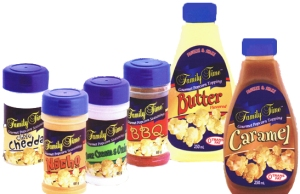 ive got nothing against popcorn shakers but i mean COME ON WITH THE BUTTER