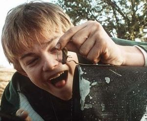 what every other movie is lacking: a retard killing grasshoppers in a violent manner