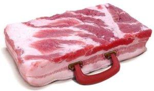 or bacon. delicious, delicious bacon