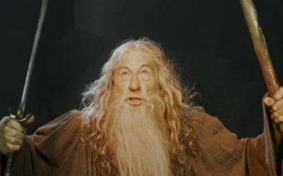 Gandalf: kickin ass since 1982. im guessing at his age on this one.