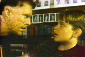 """hey kid, do me a solid and rub some polysporin on my face?"""
