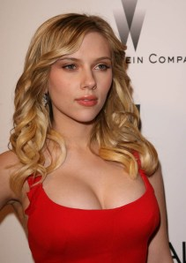 scarlett and her johanssons