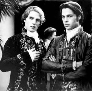 "Lestat and his ""life partner"""