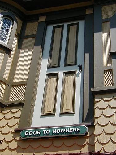 Winchester Mystery House Trapdoor
