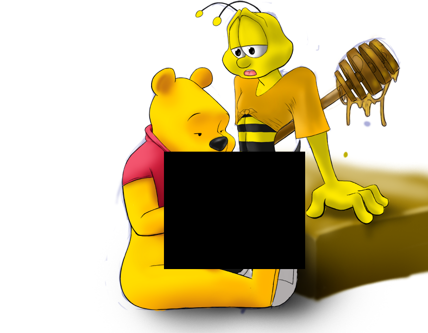 maui and winne the pooh rule 34