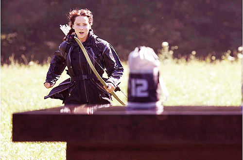 The Hunger Games, or; The Worst Camping Trip EVER!!