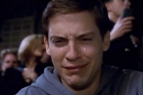 I KNOW THAT FEEL TOBEY!